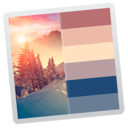 Color Palette from Image Pro 2.0