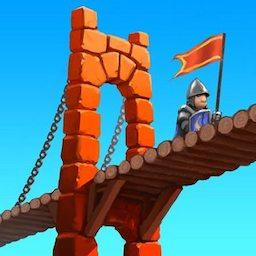 Bridge Constructor Medieval 1.3a (40307)